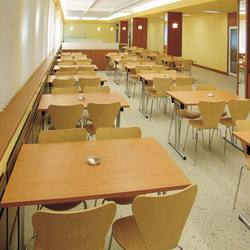 Industrial Canteen Designing